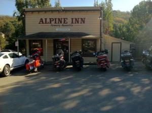 Alpine Inn on Alpine Road, Portola Valley