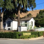 Some of the Bernal homestead is still there now preserved in Santa Teresa Park.