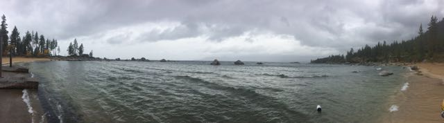 Stormy Tahoe