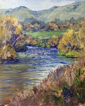 coyote creek, san jose, coyote valley