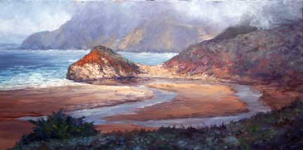 big sur, carmel, coastline, california